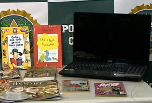Polícia prende suspeito de pedofilia que assediava menino de 9 anos