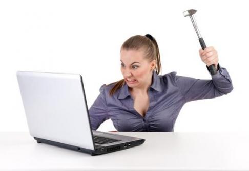 Agressividade nas redes sociais